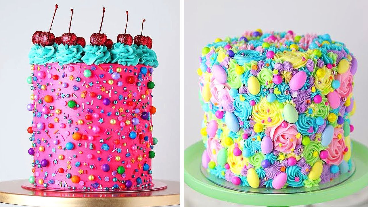 Top 10 Birthday Cake Decorating Ideas